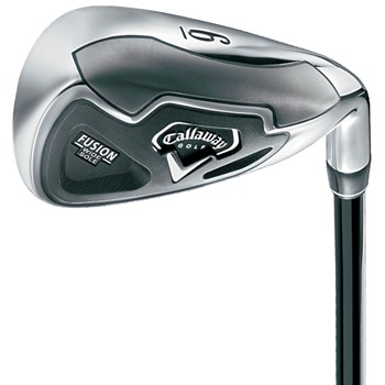 Callaway FUSION WIDE SOLE Iron Set Preowned Golf Club