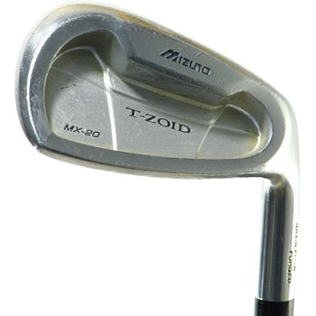 Mizuno MX-20 Iron Individual Preowned Golf Club