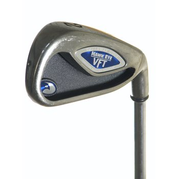 Callaway HAWK EYE VFT Iron Individual Preowned Golf Club