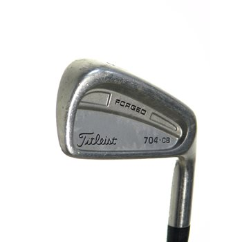 Titleist 704.CB Iron Individual Preowned Golf Club