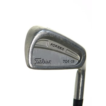 Titleist 704.CB Iron Individual Preowned Clubs