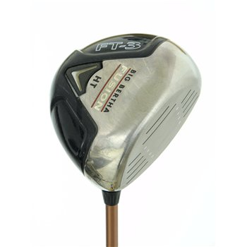 Callaway BIG BERTHA FUSION FT-3 HT Driver Preowned Golf Club
