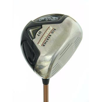 Callaway BIG BERTHA FUSION FT-3 HT Driver Preowned Golf Club