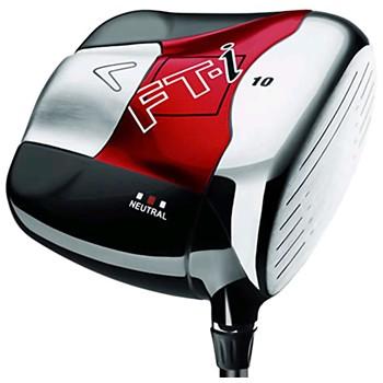 Callaway FT-i Neutral Driver Preowned Golf Club