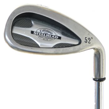 Callaway STEELHEAD X-14 PRO SERIES Wedge Preowned Golf Club
