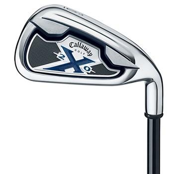 Callaway X-20 Iron Set Preowned Golf Club