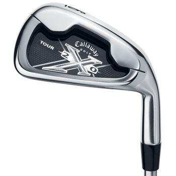 Callaway X-20 Tour Iron Set Preowned Golf Club