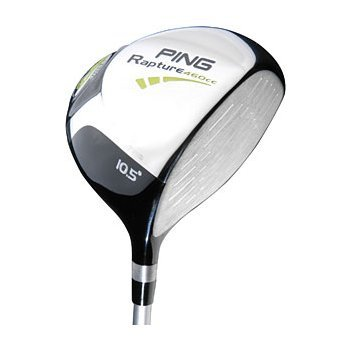 Ping Rapture Driver Preowned Golf Club