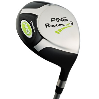Ping Rapture Fairway Wood Preowned Golf Club