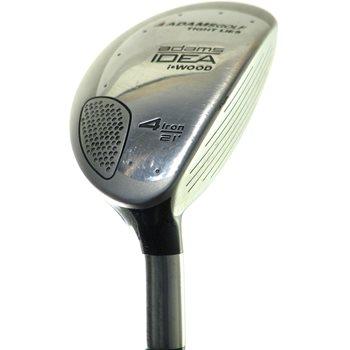 Adams IDEA i-WOOD Hybrid Preowned Golf Club