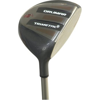 Orlimar TRIMETAL PLUS Fairway Wood Preowned Golf Club