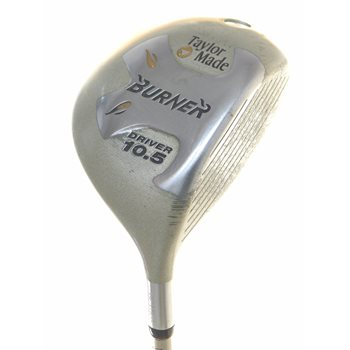 TaylorMade BURNER BUBBLE Driver Preowned Golf Club