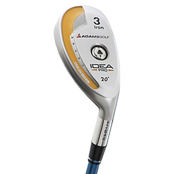 Adams Idea Pro Tour Prototype Hybrid Preowned Golf Club