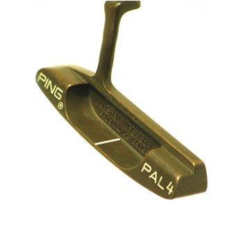 Ping Pal 4 Bronze Putter Preowned Golf Club
