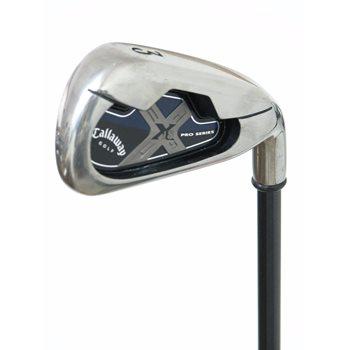 Callaway X-18 PRO SERIES Iron Individual Preowned Golf Club