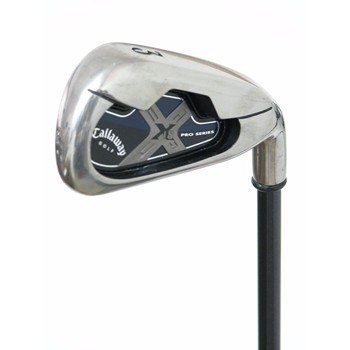 Callaway X-18 PRO SERIES Iron Individual Preowned Golf Club