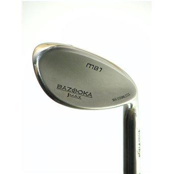 Tour Edge BAZOOKA JMAX Wedge Preowned Golf Club