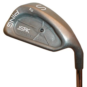 Ping ISI K Wedge Preowned Golf Club