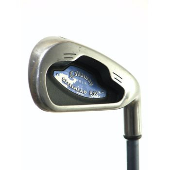 Callaway STEELHEAD X-16 Iron Set Preowned Golf Club