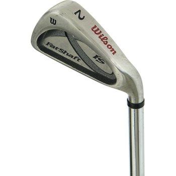 Wilson FATSHAFT II Iron Individual Preowned Golf Club