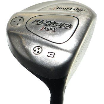 Tour Edge BAZOOKA JMAX QL Fairway Wood Preowned Golf Club
