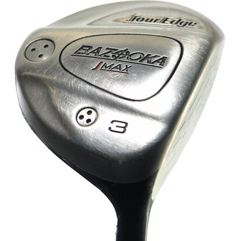 Tour Edge BAZOOKA JMAX QL Fairway Wood Preowned Golf Club