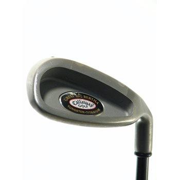 Callaway GREAT BIG BERTHA TUNGSTEN TI Wedge Preowned Golf Club