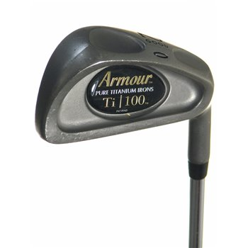 Tommy Armour TI 100 Iron Individual Preowned Golf Club