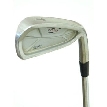 Mizuno T-ZOID SURE Iron Individual Preowned Golf Club