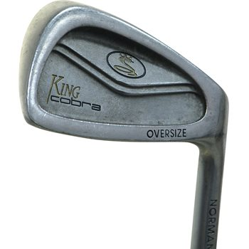 Cobra KC Oversize Norman Grind Iron Set Preowned Golf Club