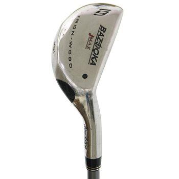 Tour Edge BAZOOKA JMAX IRON-WOOD Hybrid Preowned Golf Club