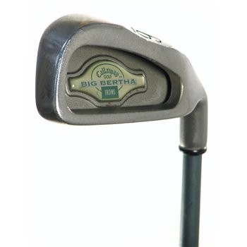 Callaway Big Bertha 1996 Iron Set Preowned Golf Club