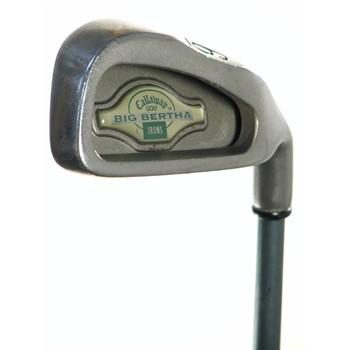 Callaway Big Bertha 1996 Iron Set Preowned Golf Club
