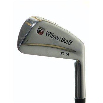 Wilson Staff FG-51 Tour Blade Iron Individual Preowned Golf Club