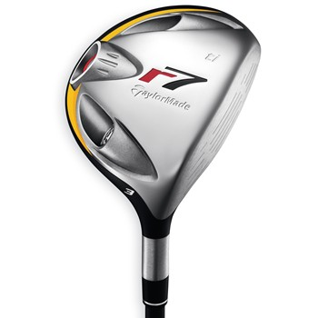 TaylorMade r7 Ti Fairway Wood Preowned Golf Club