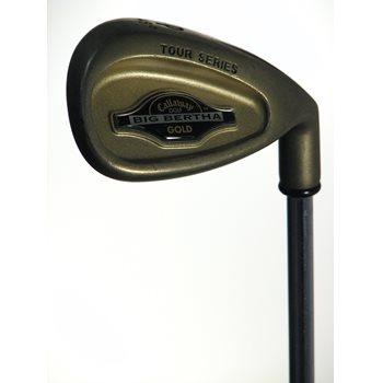 Callaway BIG BERTHA GOLD Iron Individual Preowned Golf Club