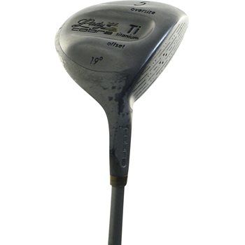 Cobra Lady Cobra Offset Fairway Wood Preowned Golf Club