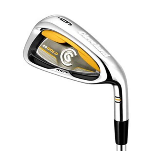 Cleveland CG Gold Iron Set Preowned Golf Club