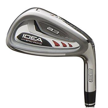 Adams Idea A3 Iron Set Preowned Golf Club