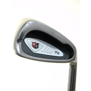 Wilson Staff Di6 Iron Set Preowned Golf Club