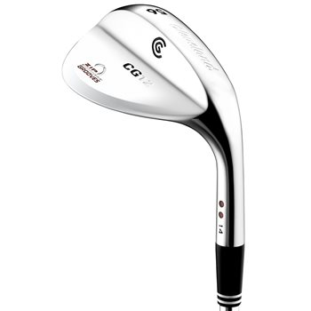 Cleveland CG12 Chrome Wedge Preowned Golf Club