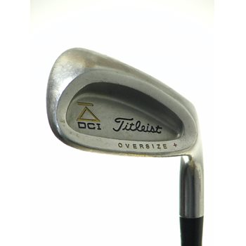 Titleist DCI Gold Oversize + Wedge Preowned Golf Club