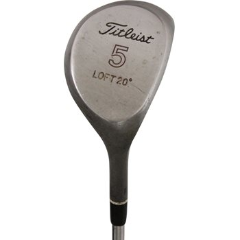 Titleist Fairway Fairway Wood Preowned Golf Club