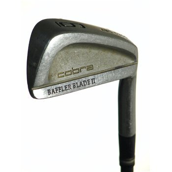 Cobra Baffler Blade Iron Set Preowned Golf Club