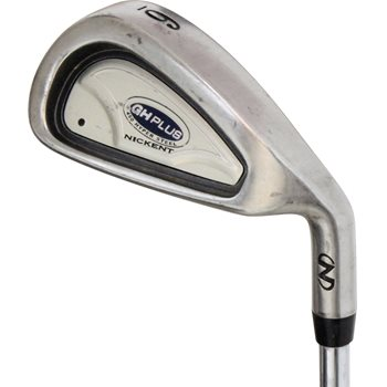 Nickent GH PLUS Iron Set Preowned Golf Club