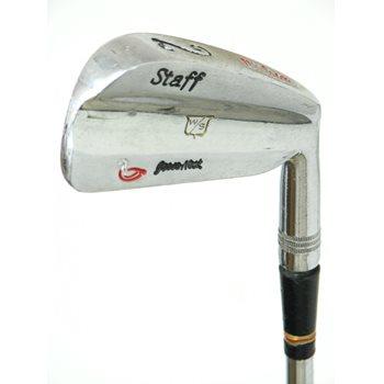 Wilson Staff Goose-Neck Iron Individual Preowned Golf Club