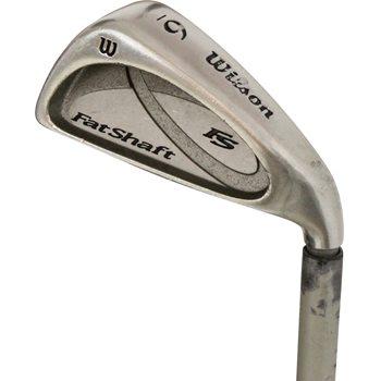 Wilson FATSHAFT II Iron Set Preowned Golf Club