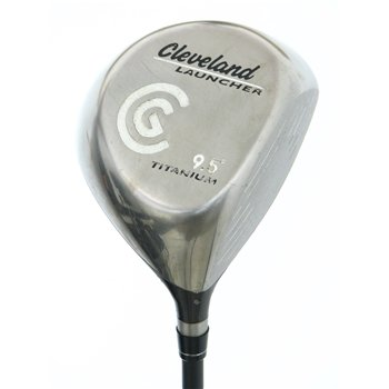 Cleveland Launcher 400T Driver Preowned Golf Club