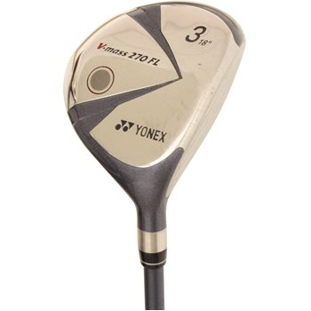 Yonex V Mass 270 Fl Fairway Wood Preowned Golf Club