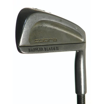 Cobra Baffler Blade II Iron Set Preowned Golf Club